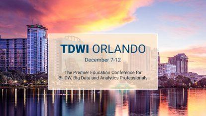 iCEDQ Exhibits at TDWI Orlando 2014-iCEDQ