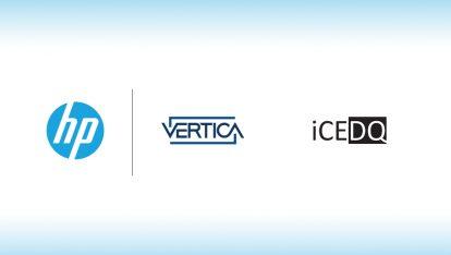 iCEDQ is official Data Migration Testing partner for HP Vertica-iCEDQ