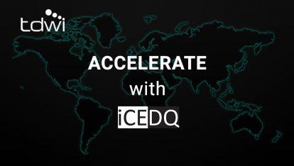 TDWI Boston 2016 Accelerate with iCEDQ-iCEDQ
