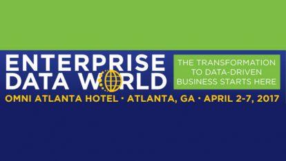 iCEDQ at Enterprise Data World Conference 2017-iCEDQ