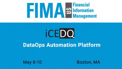 iCEDQ at Financial Information Management (FIMA) US 2017 Conference-iCEDQ