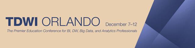 iCEDQ at TDWI Orlando 2014