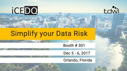 iCEDQ Back At TDWI Conference In Sunny Orlando-iCEDQ