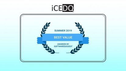 iCEDQ Receives Best Value Software Award by Software Suggest-iCEDQ