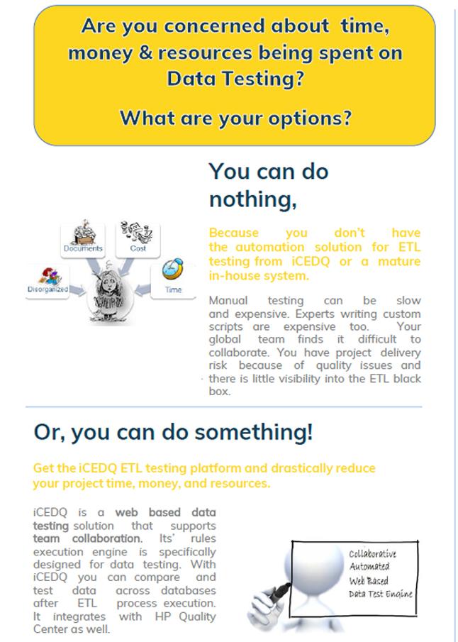 Data Test Automation-iCEDQ