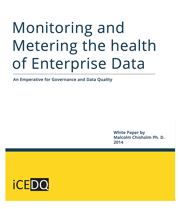 Monitoring and Metering-iCEDQ