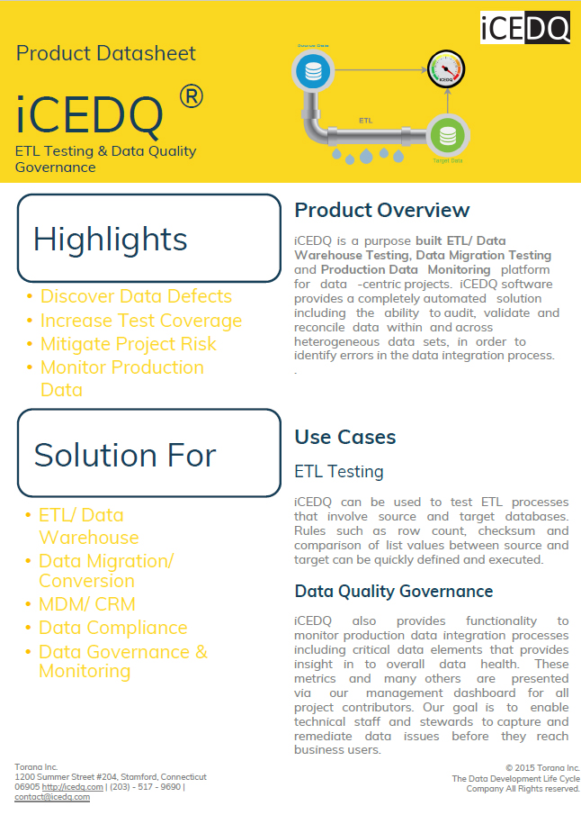 Product Data Sheet-iCEDQ