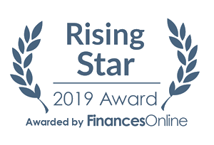 iCEDQ Rising Star Award 2019 by Finances Online