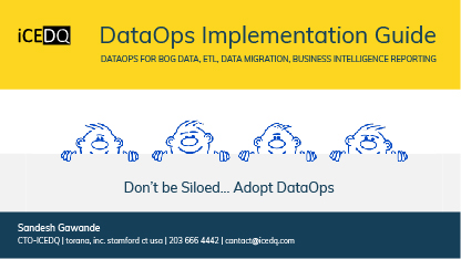 DataOps-Implementation-Guide - iCEDQ Ebook