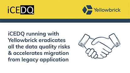 iCEDQ Yellowbric Partnered